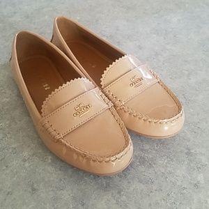 Coach Odette loafers